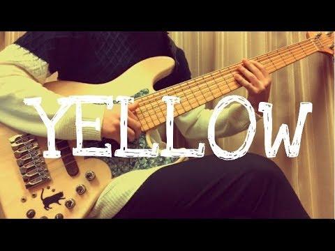 「YELLOW」- 神山 羊 ベースカバー