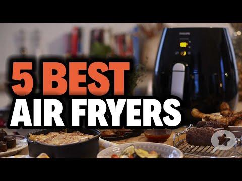 5 Best Air Fryers 2019 - Cook Healthy Fried Food Fast