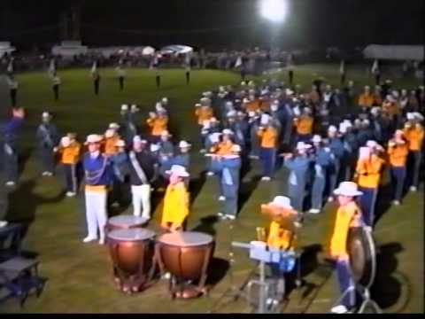 1993 Cavaliers and Midsomer Norton Marching Brass
