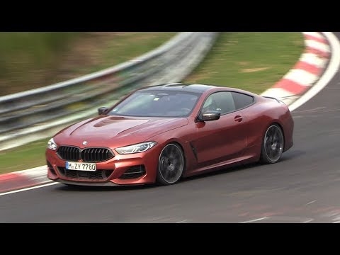2019 Bmw 8 Series Coupe M850i Exhaust Sounds On The Nurburgring