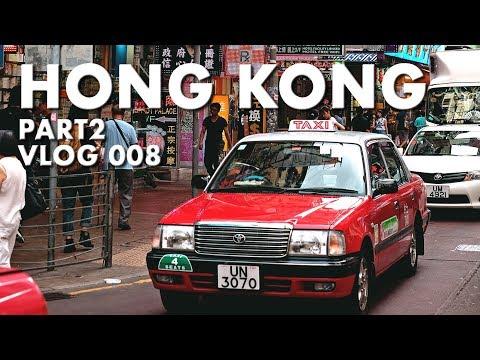 VLOG 008: HONG KONG FOOD & TRAVEL DIARY Part 2 - ANAKJAJAN.COM