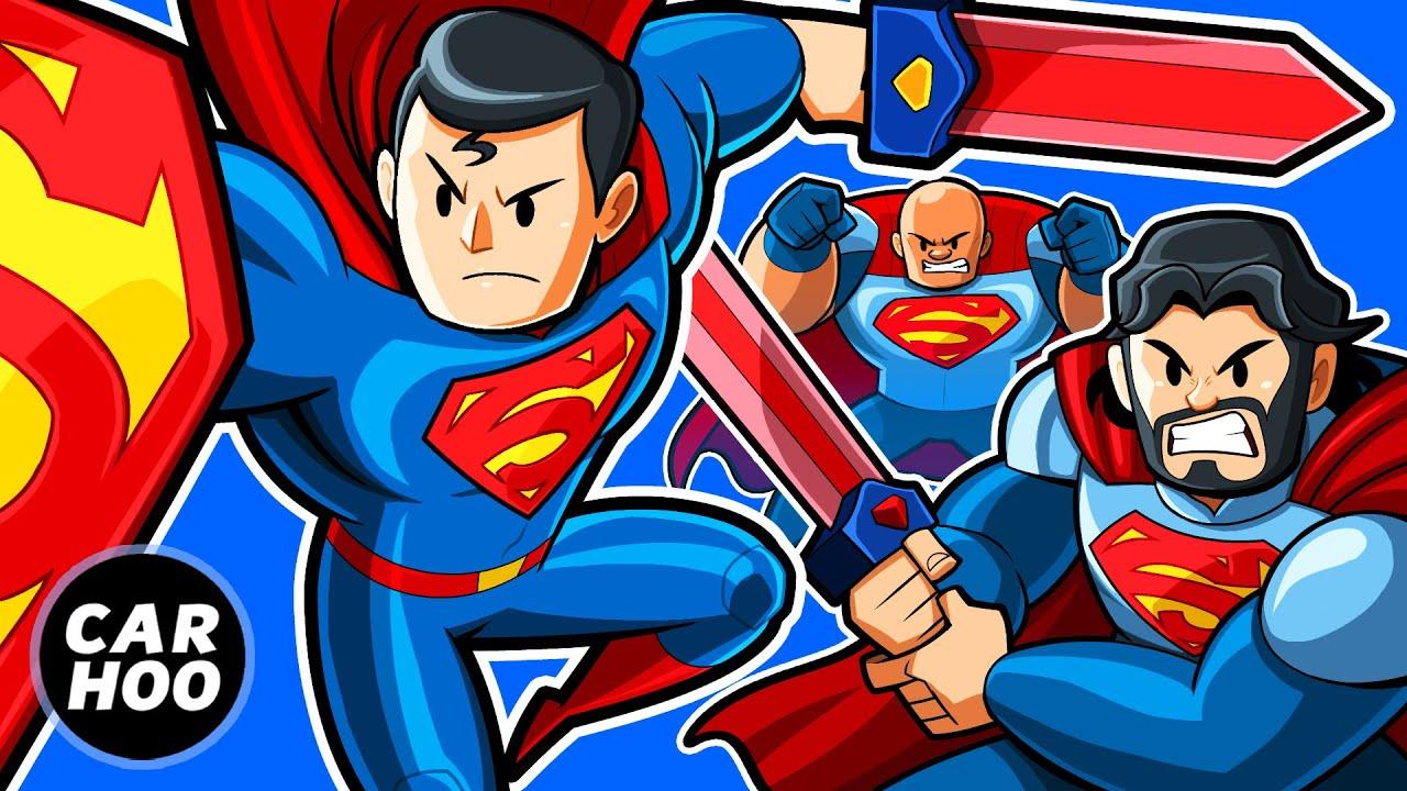 SUPERMAN's REAL ORIGIN STORY