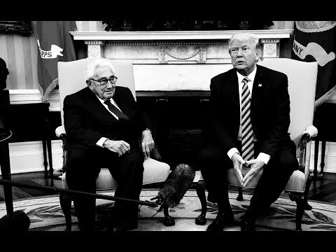 Kissinger Calls For New World Order Under Trump