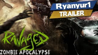 Ravaged Zombie Apocalypse - Trailer - PC   HD