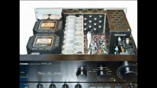 Pioneer A-717 MkII Reference Stereo Amplifier
