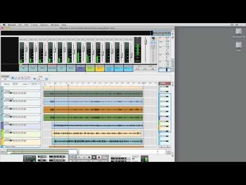 Record micro tutorial 1 - Record basics