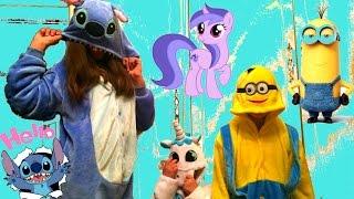 видео Где купить пижамы кигуруми