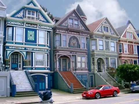 San Francisco  &  Victorian Architecture Tour