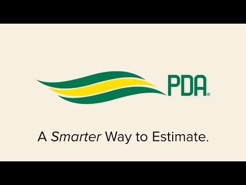 PDA - A Smarter Way To Estimate