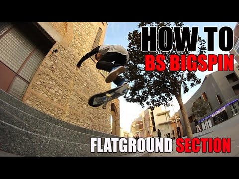 HOW TO | BS BIGSPIN | POL FORNAS