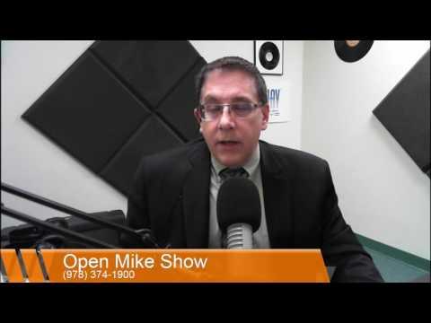 Open Mike Show Dec. 5, 2016
