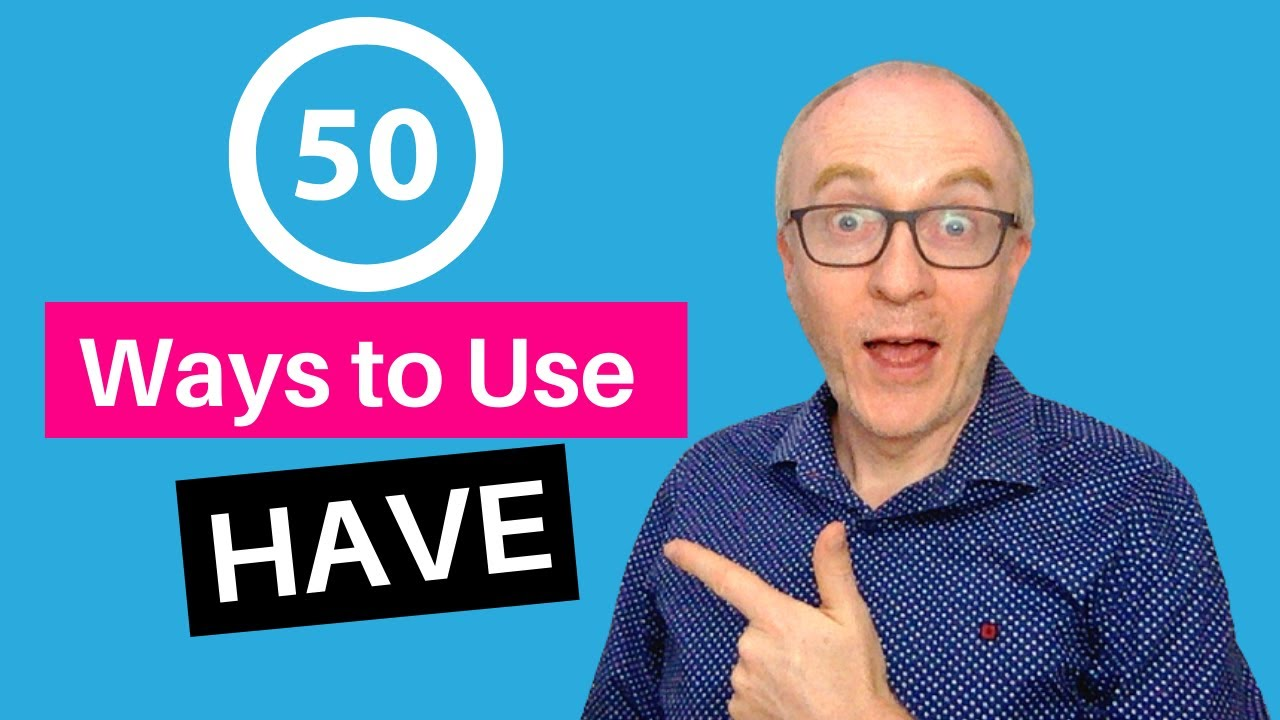 Download 50 Useful Expressions and Idioms with HAVE