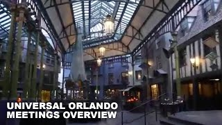 Universal Meeting Overview | Orlando Meetings & Conventions