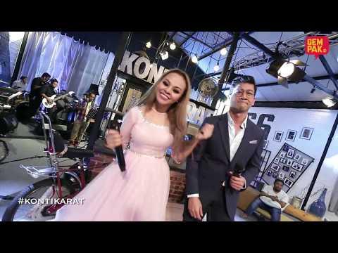 Siti Sarah & Zarul Husin - Sandarkan Pada Kenangan (Konti Karat)