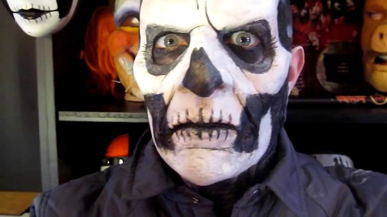 Papa Emeritus Ii No Makeup
