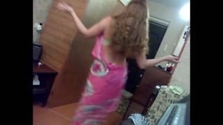 Танец на веб камеру