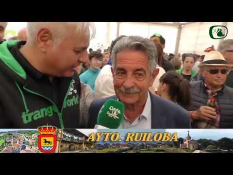 III FERIA DE LA LECHE EN RUILOBA 2019 - Onda Occidental Cantabria Radio y TV
