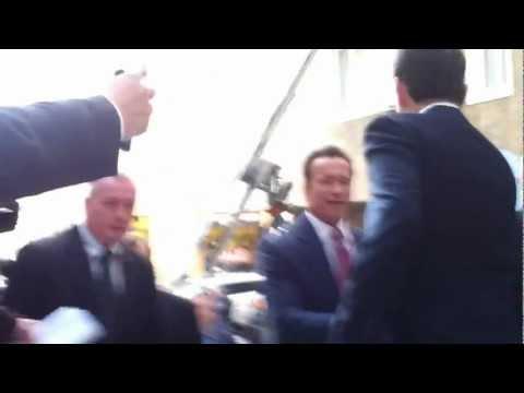 Arnold Schwarzenegger Vienna R20 Conference 2013