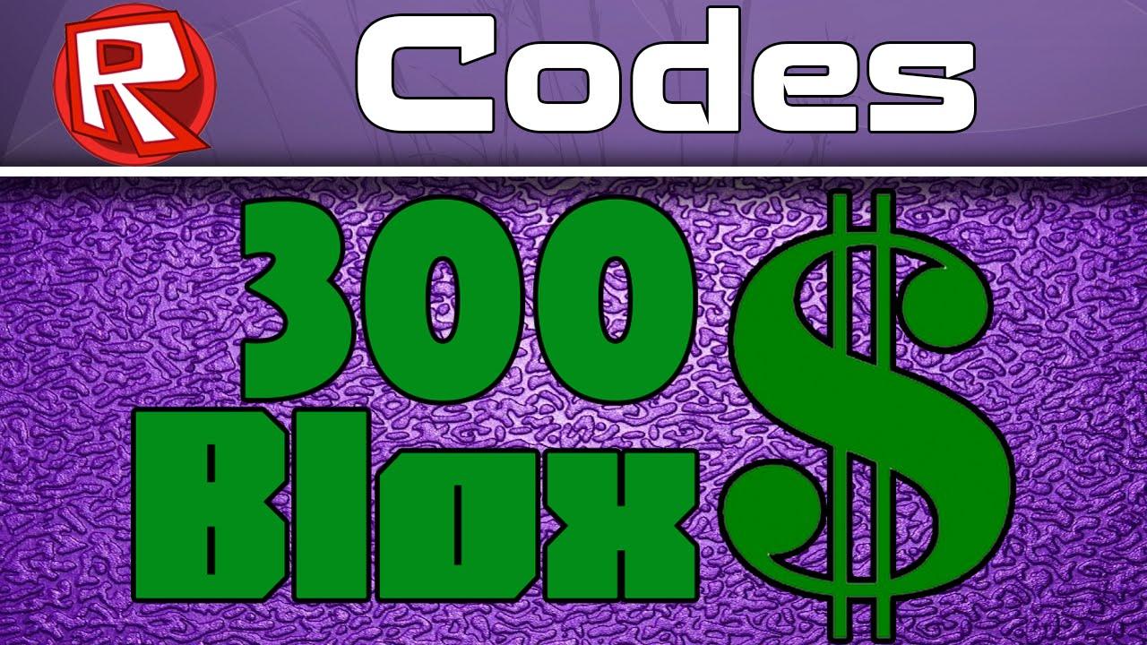 300 BloxBux | Blox Cards | ROBLOX Code | FunnyCat TV