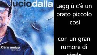 Lucio Dalla - Attenti Al Lupo Testo Lyrics
