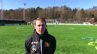 Inför premiären mot Jönköping Södra