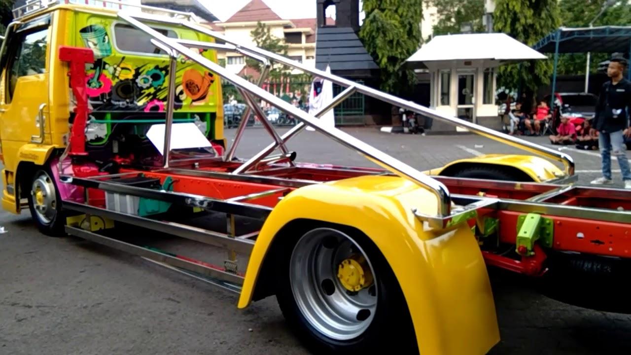 Terbaru Truk Hitz Versi Ragasa Thailook Style Dari Salatiga Truk Truk Baru Mobil