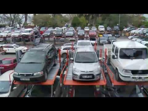 حل جذري لأزمة مواقف السيارات في المملكة  SanPark MajorLift