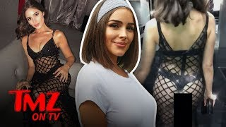 Olivia Culpo Leaves Little To The Imagination! | TMZ TV