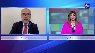 """""""الوطنية للأوبئة"""" تتوسع بإجراء فحوصات فيروس كورونا المستجد في إربد (12/4/2020)"""