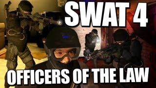Officers of the Law #1 - Swat 4 Coop Gameplay