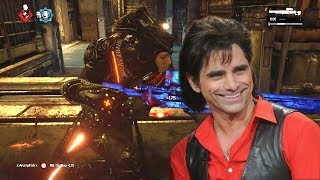 UNCLE JESSE CAN'T HANG! (Gears of War 4) Execution Multiplayer Gameplay on Fuel Depot!