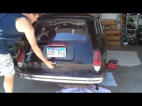 First VW Squareback