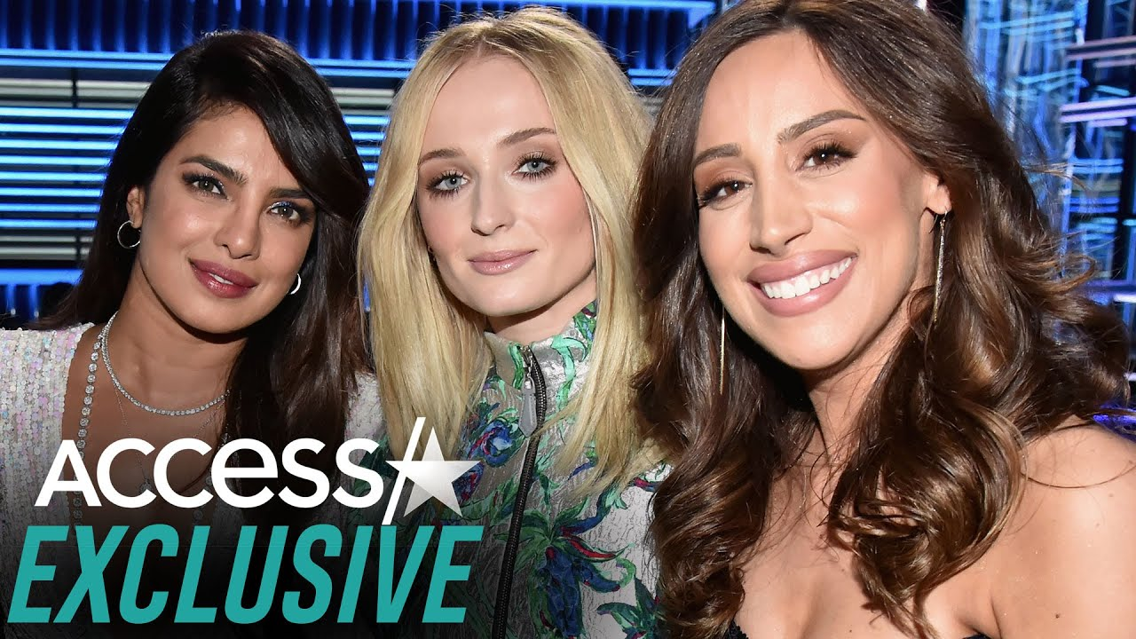 Sophie Turner, Priyanka Chopra & Danielle Jonas Make Prank Calls Together (EXCLUSIVE)
