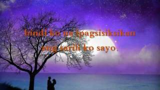 Hindi na Bale- Bugoy Drilon with lyrics