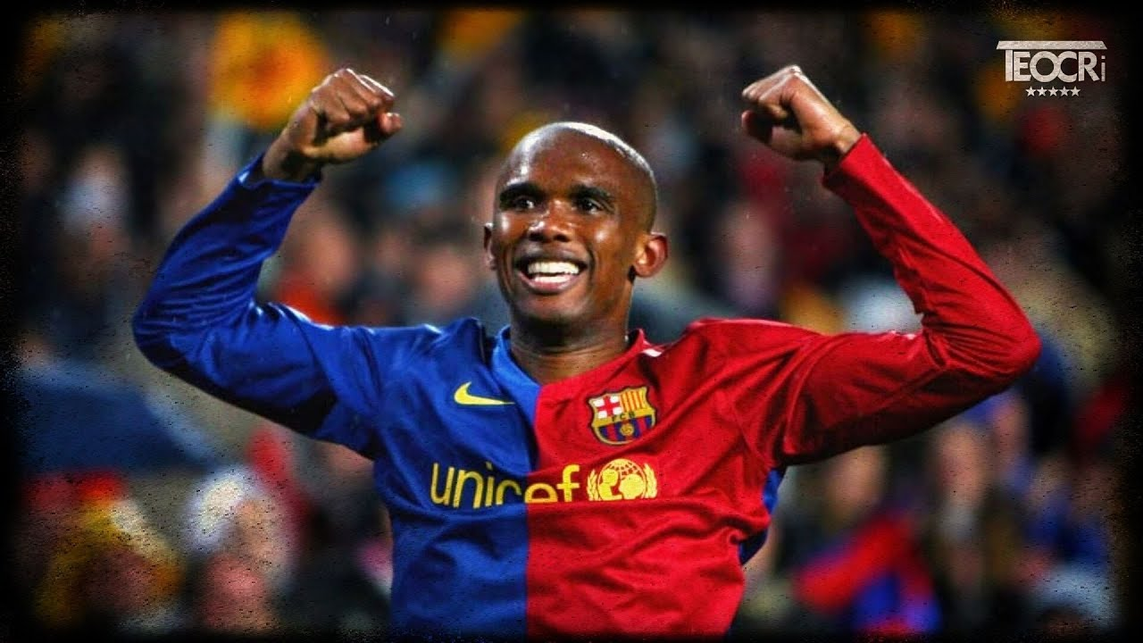 Download Samuel Eto'o was Unstoppable in His Prime...