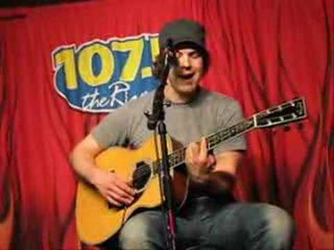 #8 - Gavin DeGraw - Belief (acoustic)