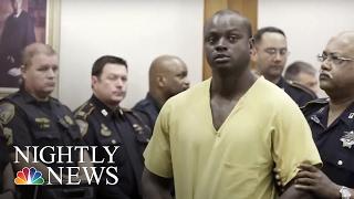Texas Deputy Darren Goforth Was Shot 15 Times, Says Prosecutor   NBC Nightly News