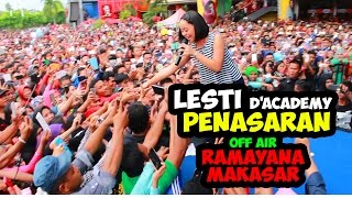 "Video LESTI D'ACADEMY ""PENASARAN"" LIVE OFF AIR RAMAYANA MAKASAR download MP3, 3GP, MP4, WEBM, AVI, FLV Juli 2018"