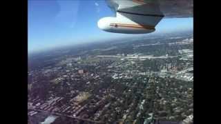 Cessna P210 KSAT-KLRD