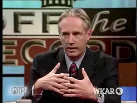 "Tom George on ""Off The Record"" - Part 1 of 2"
