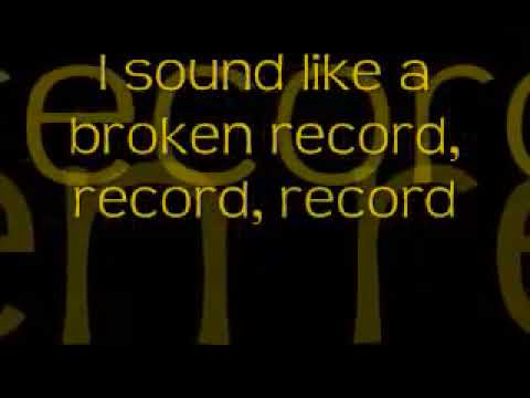 jason derulo - broken record lyrics
