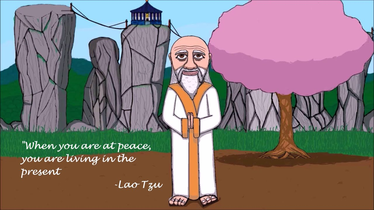 A Great Quote from Lao Tzu, Ancient Chinese Philosopher ...
