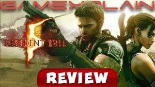 Resident Evil 5 - REVIEW (Nintendo Switch) (Video Game Video Review)
