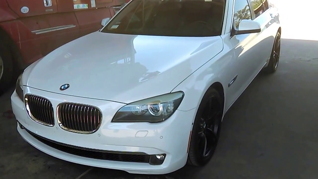 2006 Bmw 750I Problems >> Bmw 750i 750li F01 F02 Common Problems