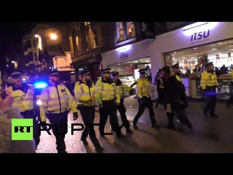 UK: Le Pen Oxford Union visit prompts high security