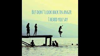 오아시스(Oasis) - Don't Look Back In Anger [1시간/onehourloop]