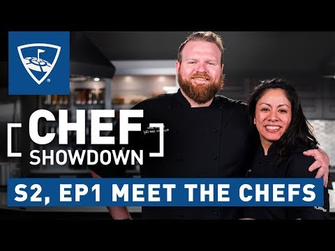 Chef Showdown | Season 2: Episode 1 Meet the Chefs | Topgolf