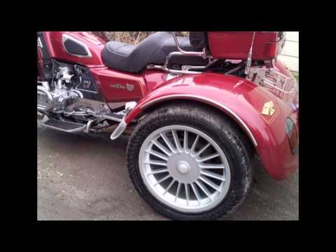 Honda GL1200 Aspencade Trike For Sale