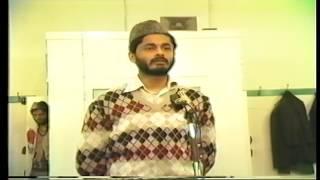 Question & Answer Session 26 April 1985