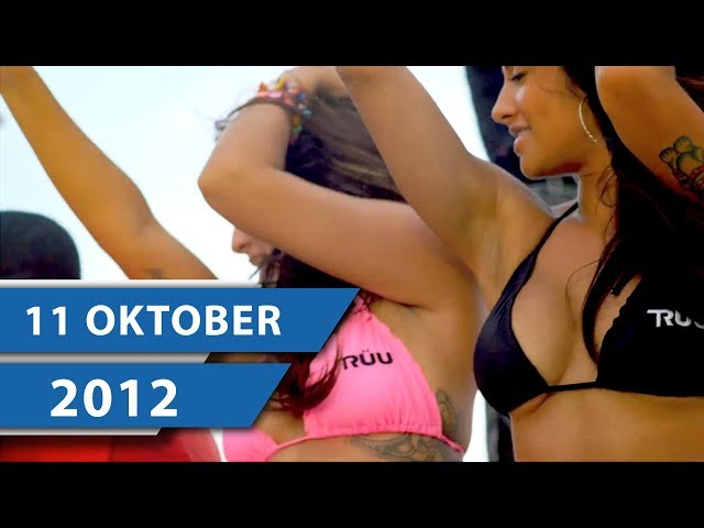 2012 HITS: MUSIK CHARTS OKTOBER – Flo Rida, Muse und Seeed (THROWBACK)